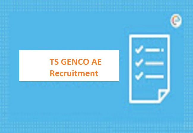 TSGENCO AE Recruitment 2020 Notification Vacancy Apply Online Eligibility & Syllabus