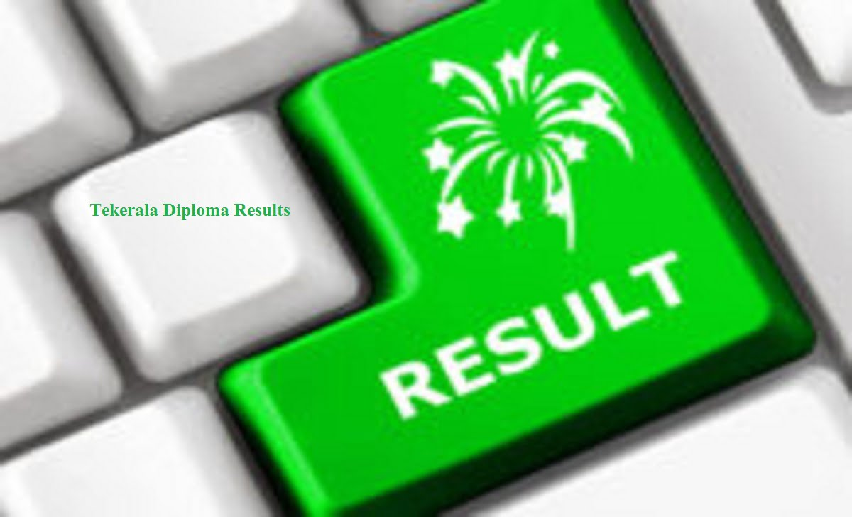 Tekerala Diploma Results 2020 1st 3rd 5th and 2nd 4th 6th Semester